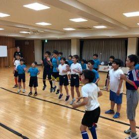スポーツリズムトレーニング